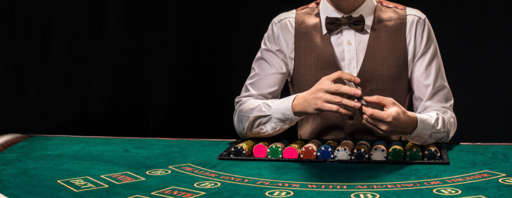 Spill blackjack på nettet og vinn de beste premiene